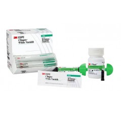 Clinpro White Varnish + 3 filtek One Bulk Fill