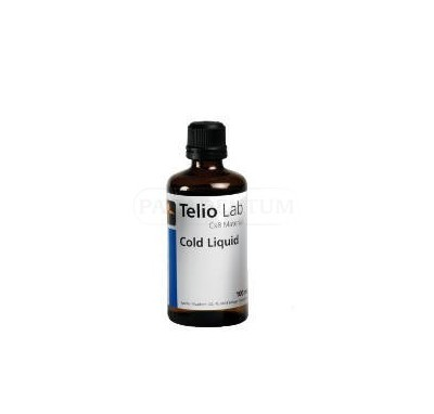 Resina Telio Lab Cold Liquid 100 ml